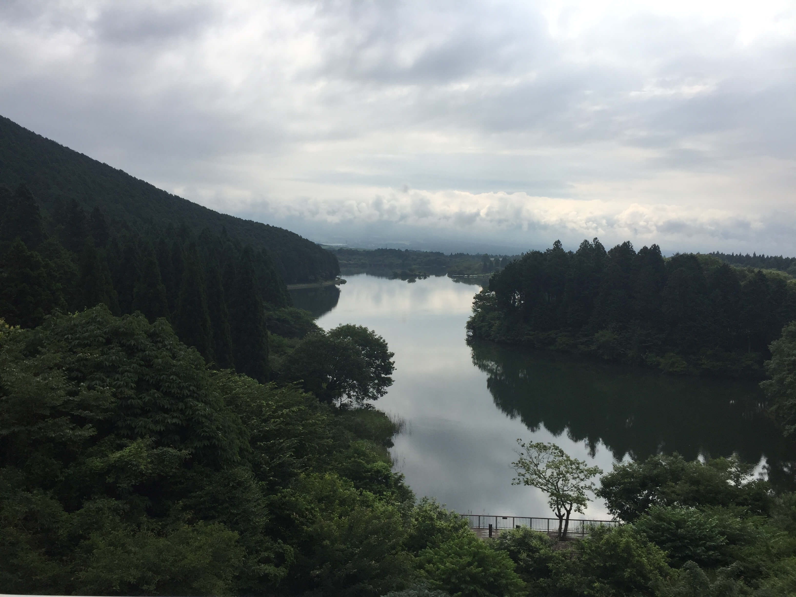 休暇村富士田貫湖