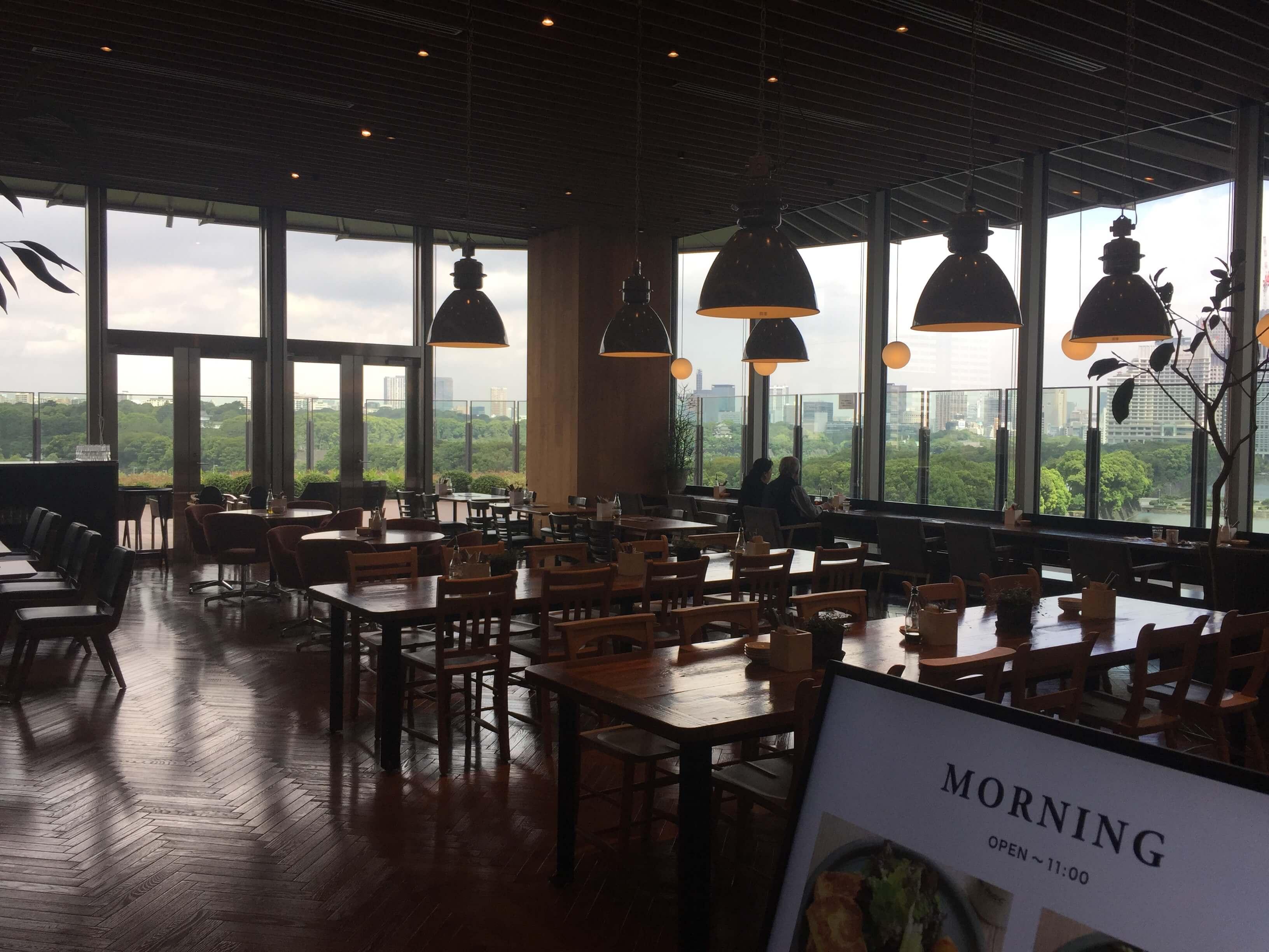 銀座、日比谷、有楽町周辺おすすめモーニングカフェ